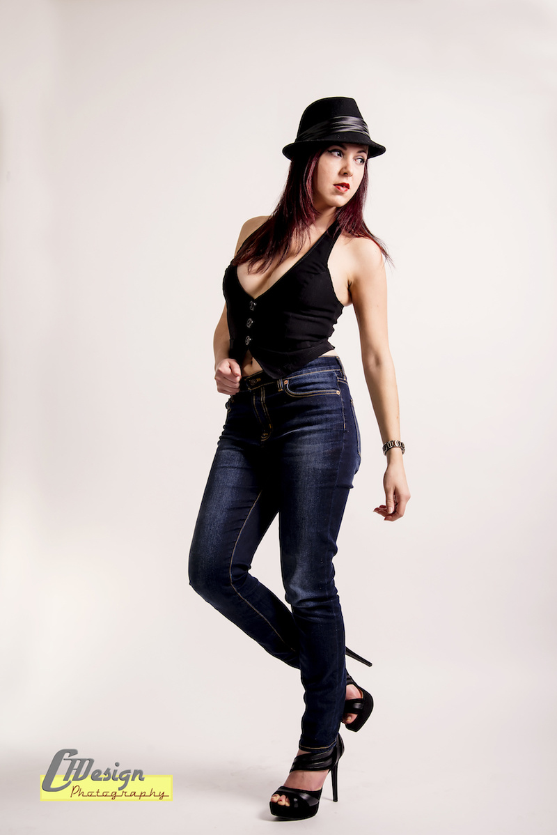 Female model photo shoot of Megan Hawthorne by CHDesign