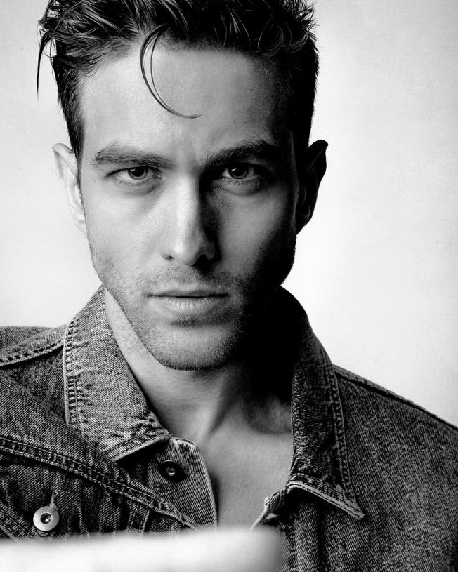 Male model photo shoot of Serj_m