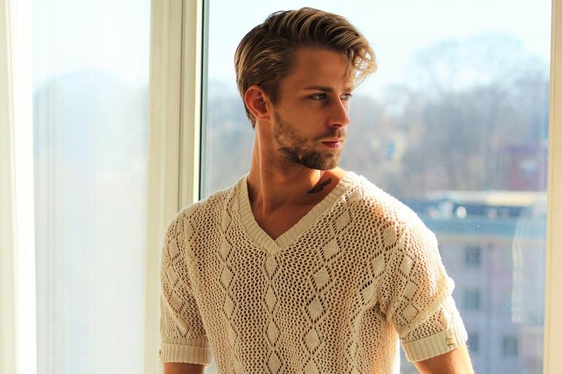 Male model photo shoot of MKJohnston