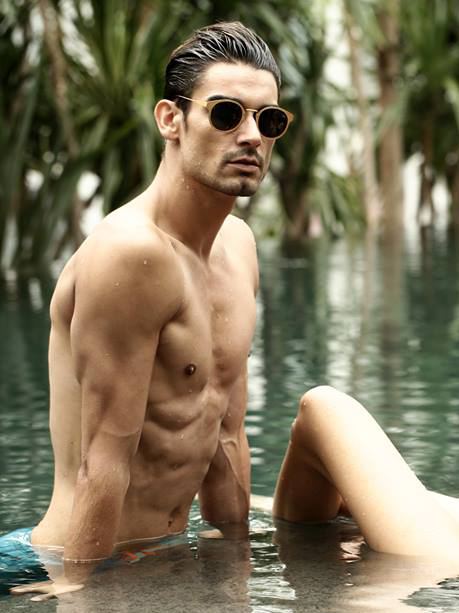 Male model photo shoot of Angel studio in Mexico