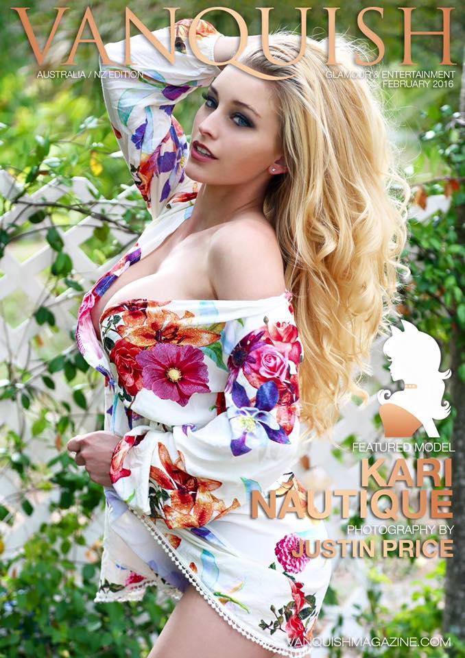 Female model photo shoot of Kari Nautique