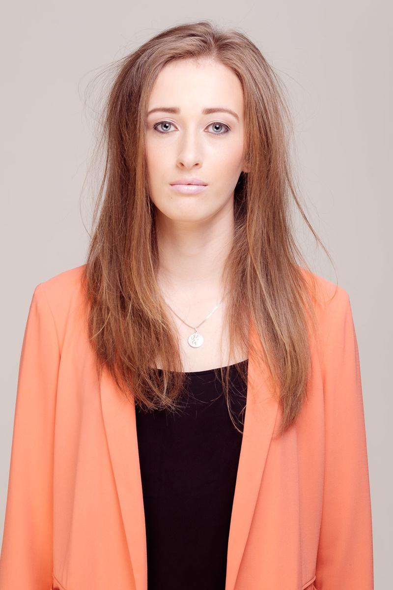 Female model photo shoot of makeup_megan