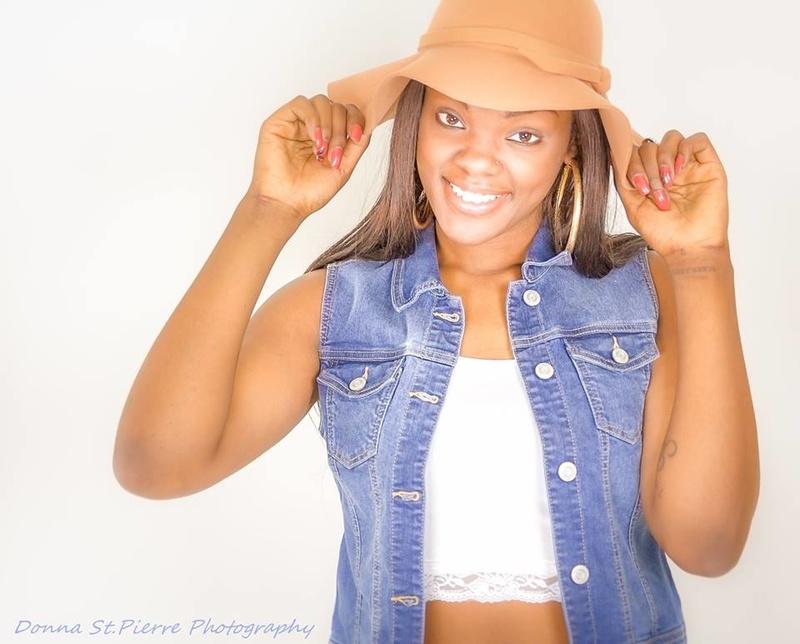 Female model photo shoot of LadiiJaii in Pawtucket Rhode island
