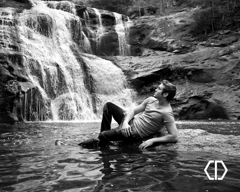 Male model photo shoot of Chamberlain Studios