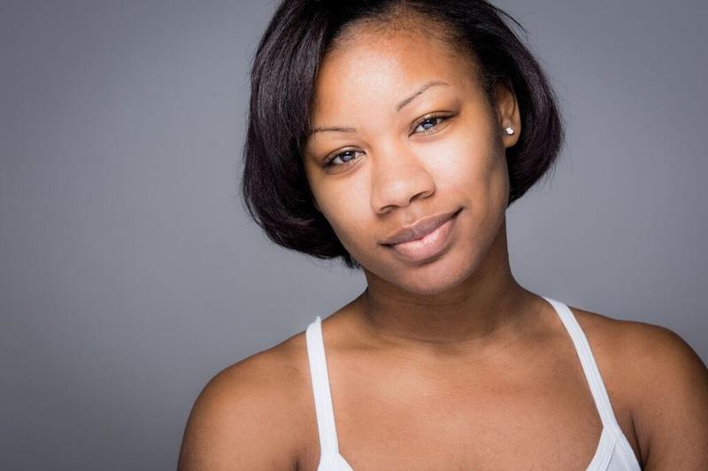 Female model photo shoot of ShonteP by BlackHill Photography