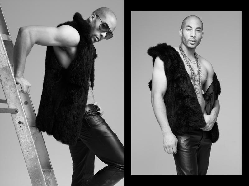 Male model photo shoot of LyndonW