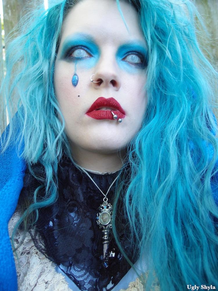 Female model photo shoot of Ugly Shyla in Austin,TX