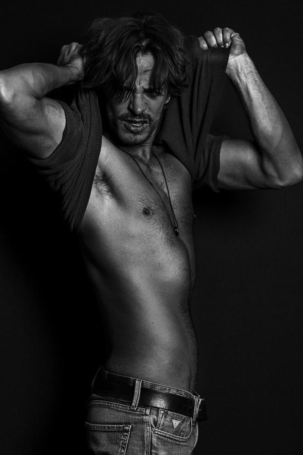 Male model photo shoot of Sean-Michaels by anushila