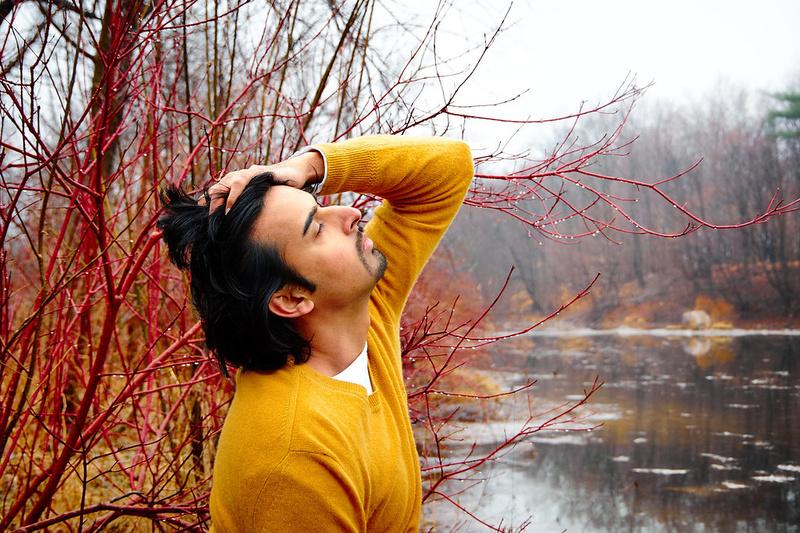 Male model photo shoot of Ranveer by Made by Ten