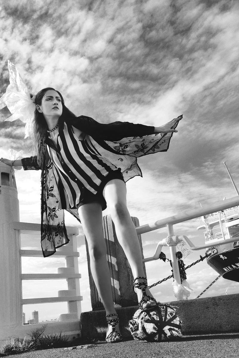 Female model photo shoot of Shorelines Photography
