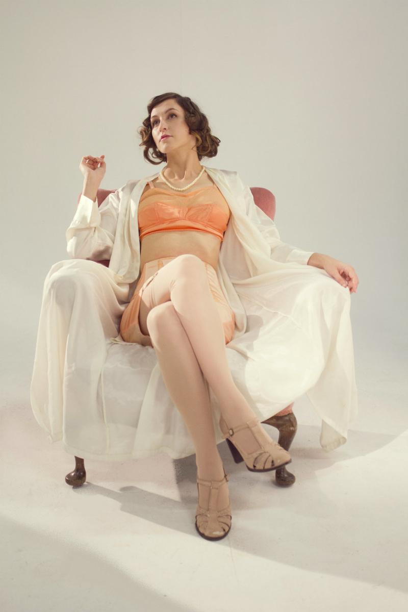 Female model photo shoot of Kelpie