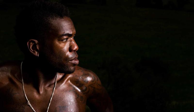 Male model photo shoot of aaronmaxwell