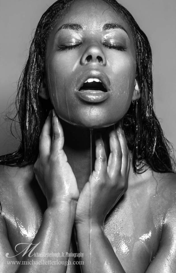 Female model photo shoot of Shenee JaydaLee in Brooklyn, Ny
