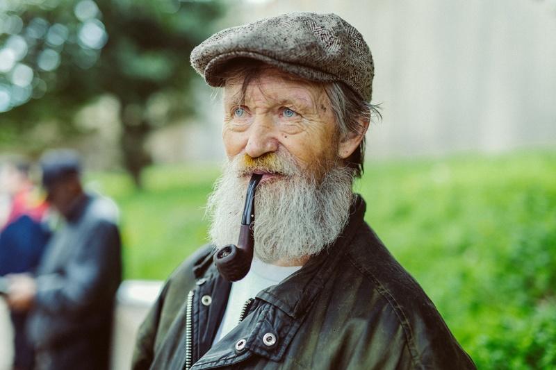 Male model photo shoot of Axel Kabundji