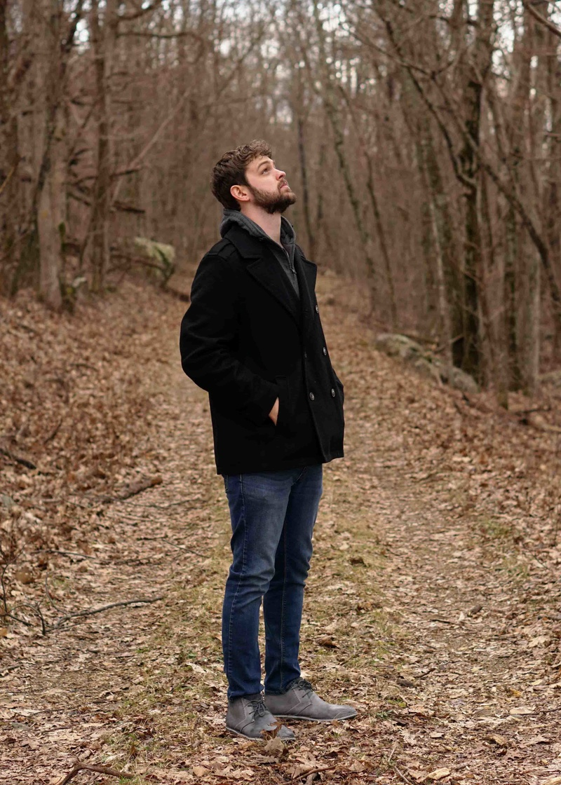 Male model photo shoot of RHarsher in Skyline Drive, VA