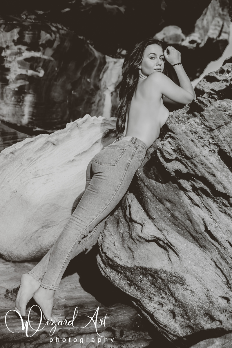 Female model photo shoot of Wizard Art Photography