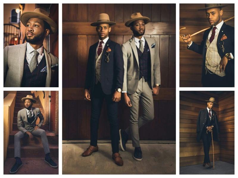Male model photo shoot of Brand Styles Fashion