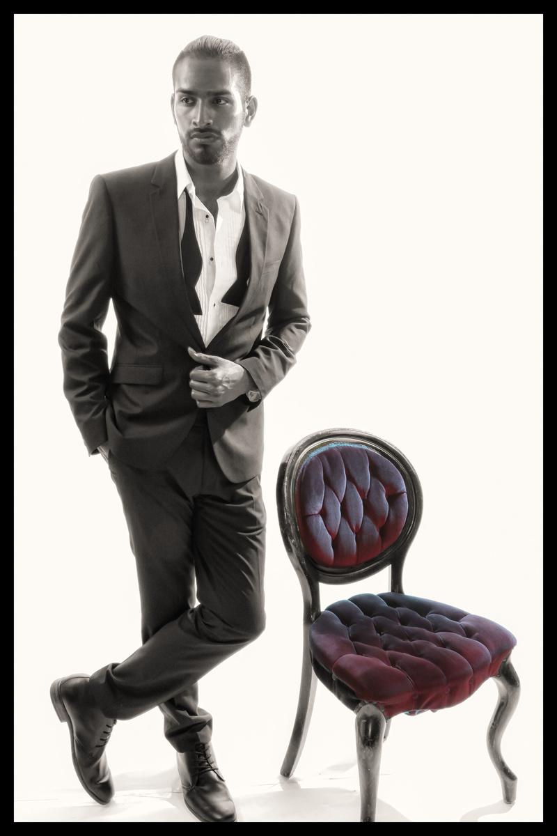 Male model photo shoot of sandog in Covina Studios