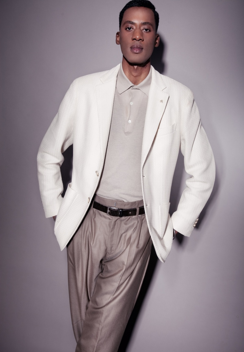 Male model photo shoot of Absss in London