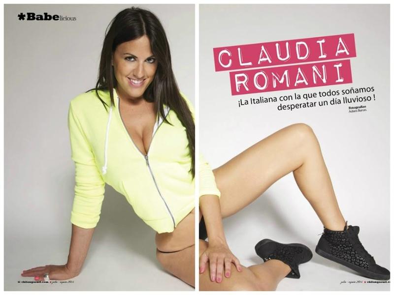 Female model photo shoot of Claudia Romani