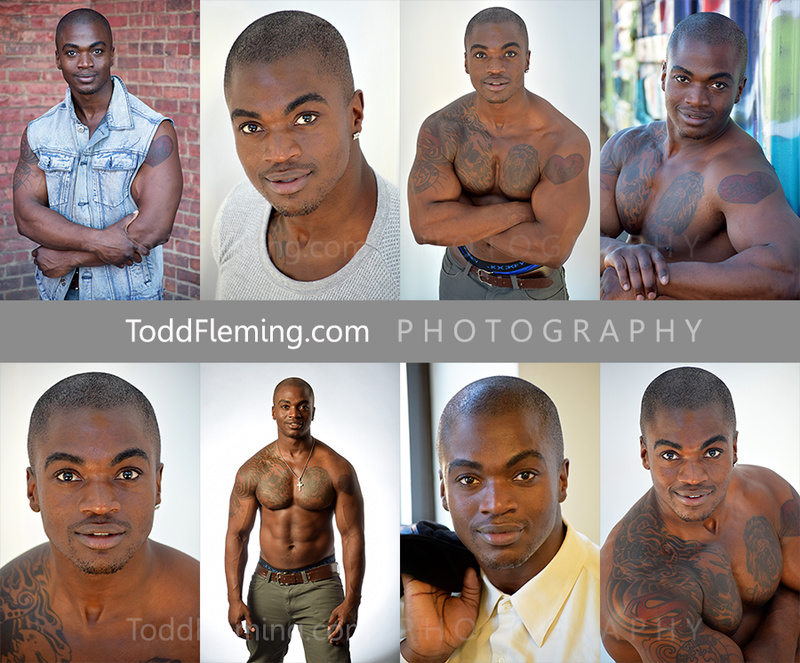 Male model photo shoot of toddfleming
