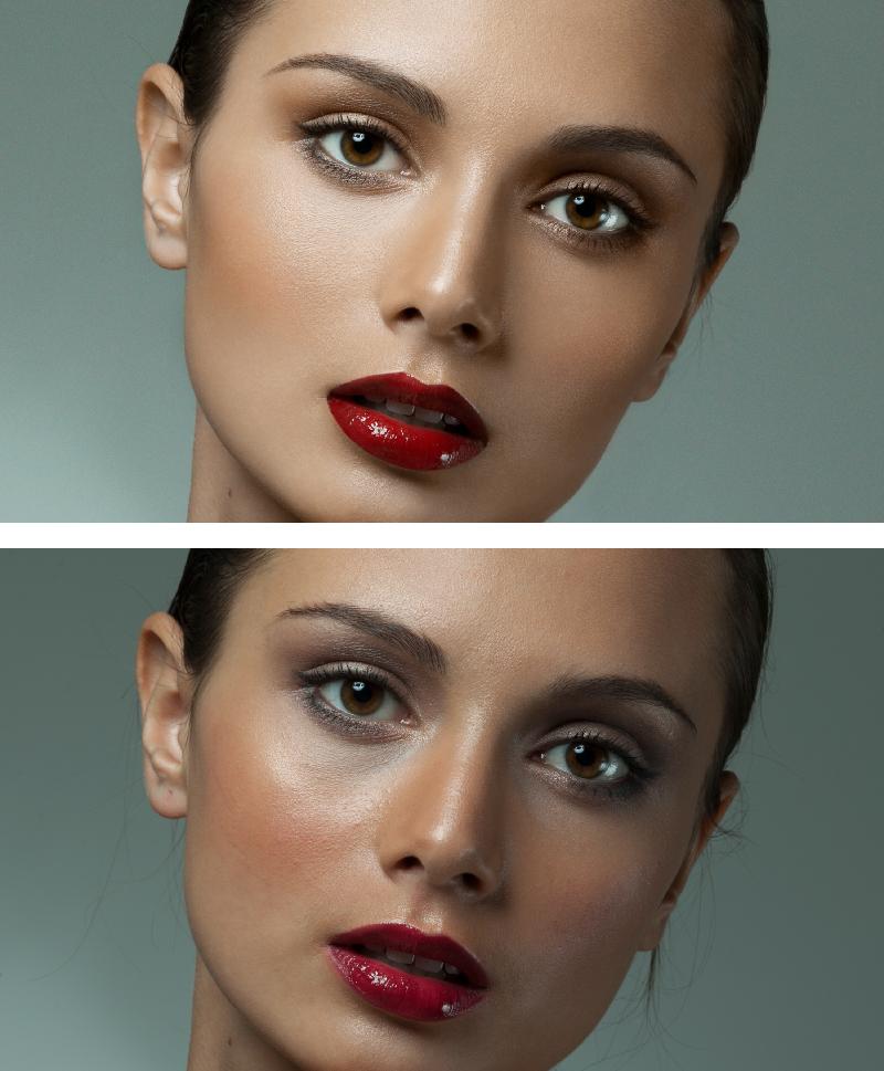 Female model photo shoot of viretouch