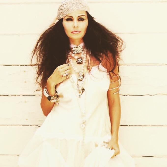 Female model photo shoot of Anya Joy in los angeles