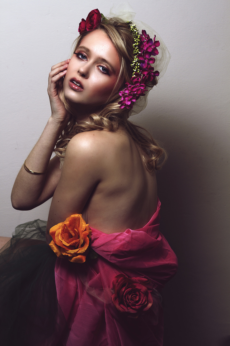 Female model photo shoot of Elocin Photographic