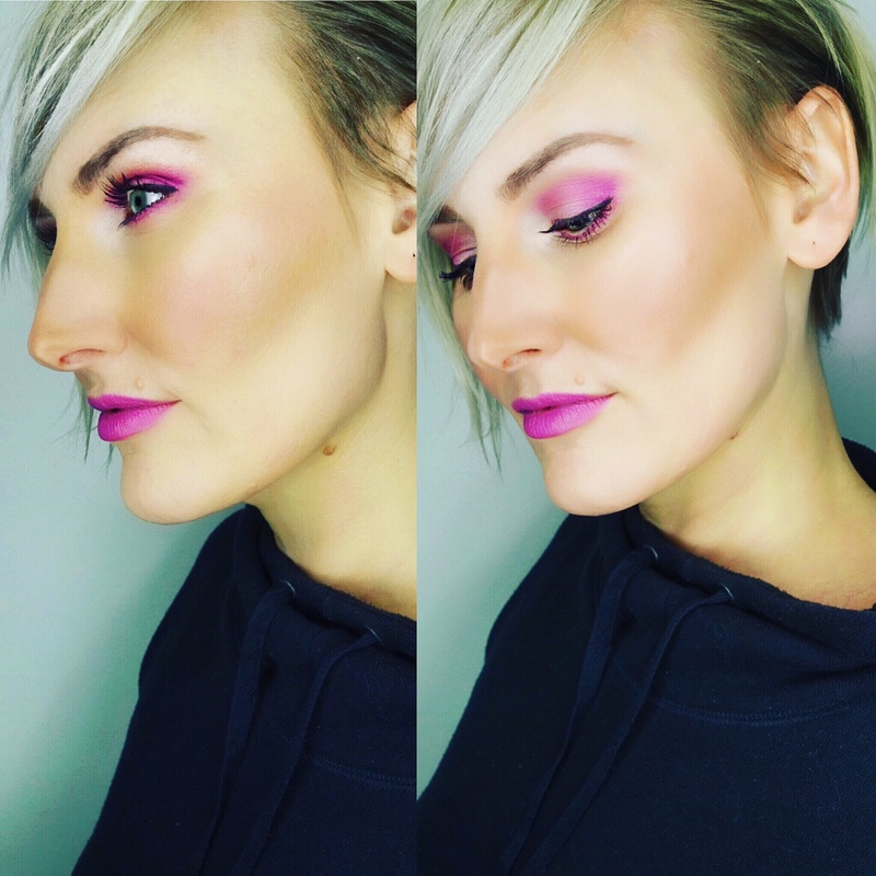 Female model photo shoot of Jbrigsbeauty
