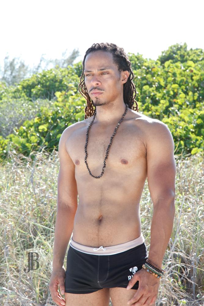 Male model photo shoot of Chuck C Harris in Miami, Florida