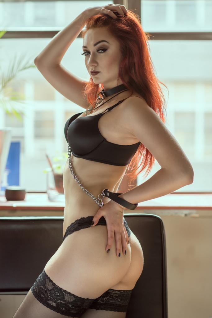 Female model photo shoot of Lana Grin by Dave Mendoza