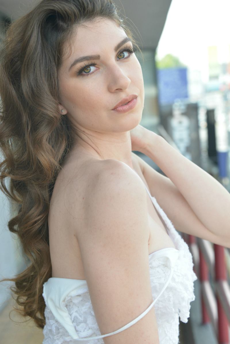 Female model photo shoot of LakshmiAlban in Hollywood