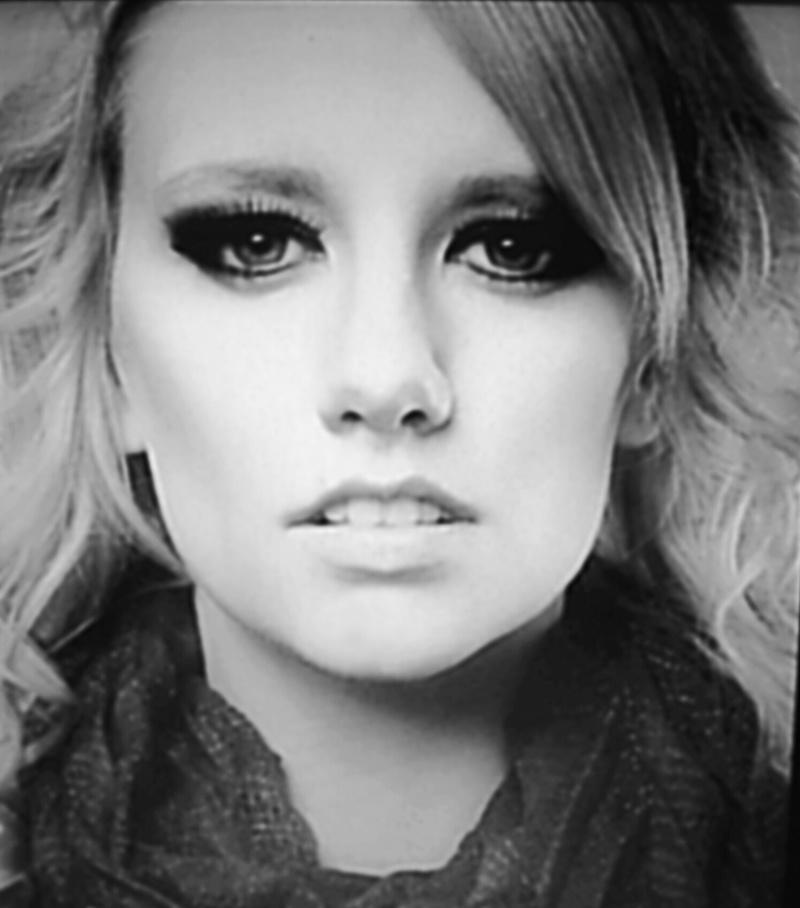 Female model photo shoot of Miss Bravo