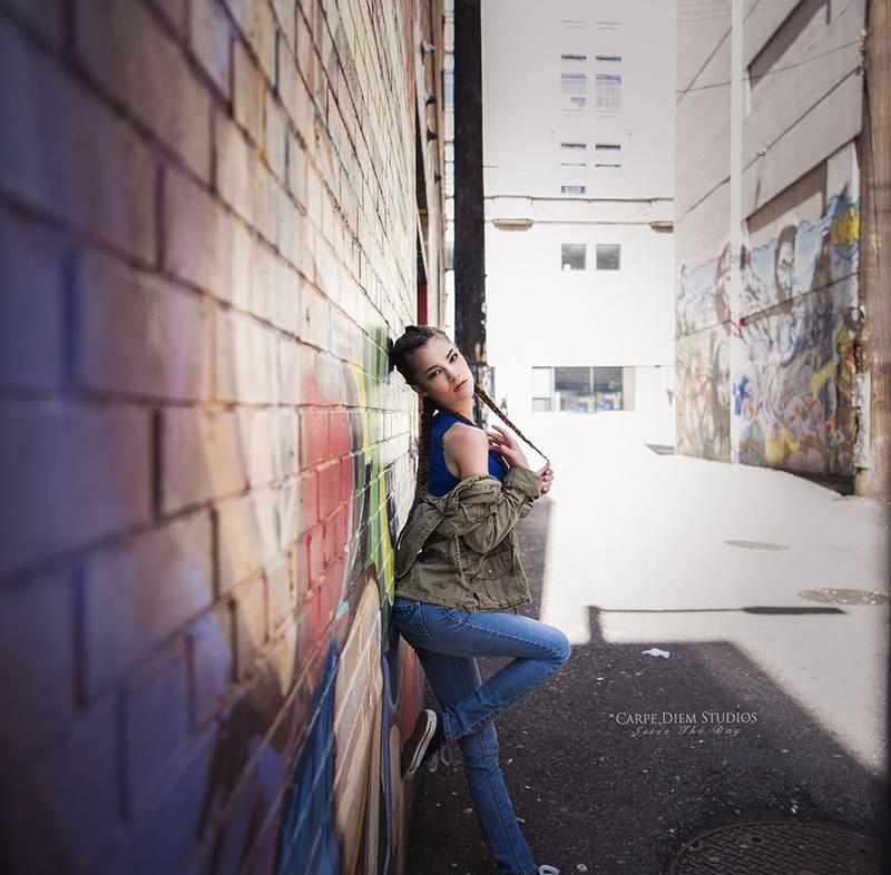 Male model photo shoot of CarpeDiemStudios