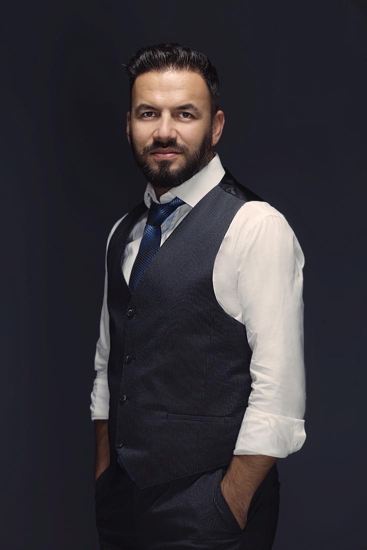 Male model photo shoot of Corben_D