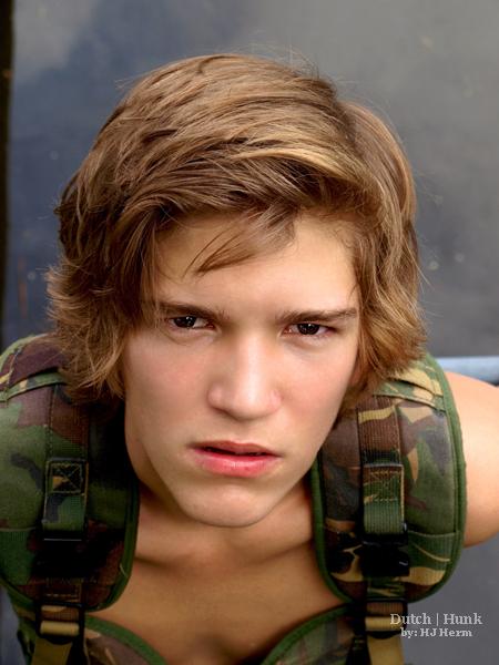Male model photo shoot of DutchHunk in Zwolle ( Overijssel )