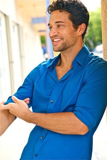 Male model photo shoot of Torren Lee in South Beach