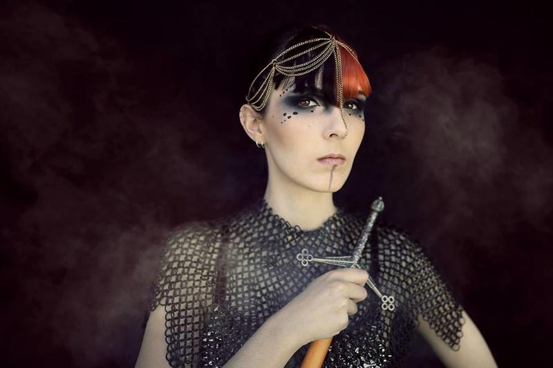 Female model photo shoot of Sarah Oswald