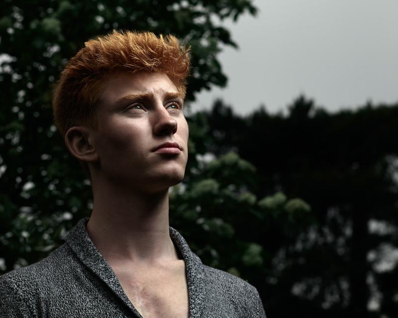 Male model photo shoot of jfFrank and NathModelLive