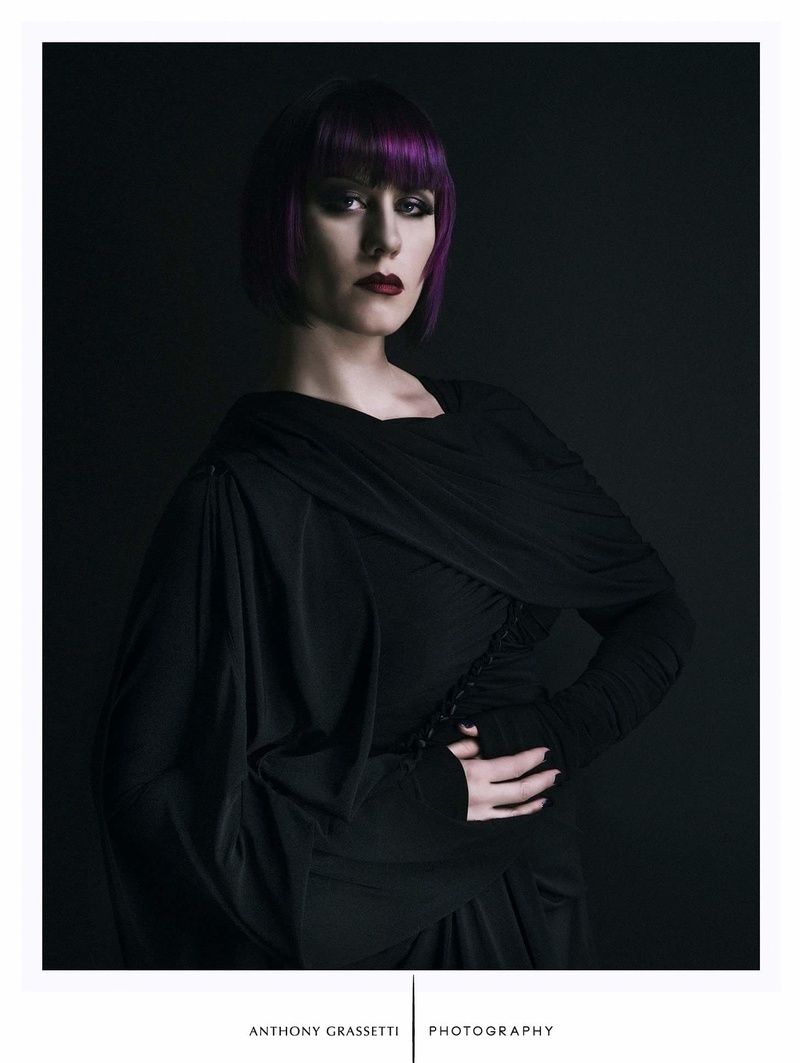Female model photo shoot of tatiana