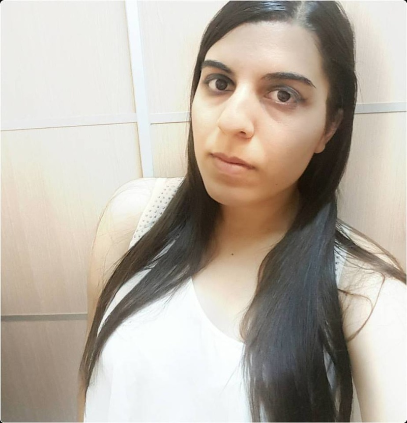 Female model photo shoot of Reut in Israel