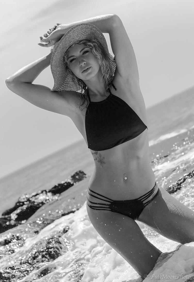 Female model photo shoot of CarleySchumann in Belmar, NJ