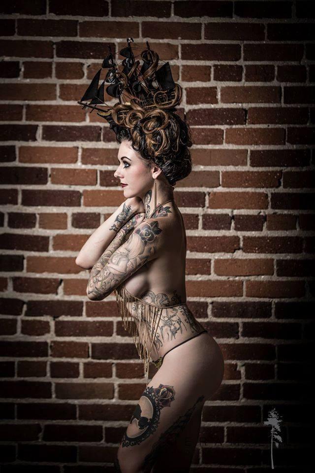 Female model photo shoot of MissMandyL