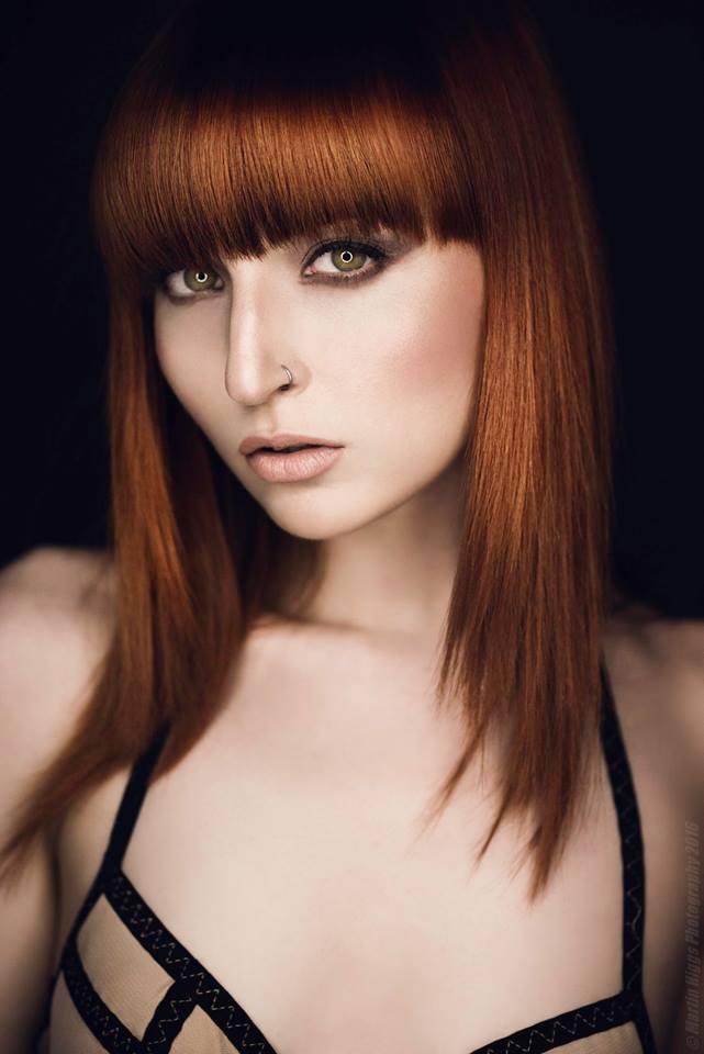 Female model photo shoot of Charlottte