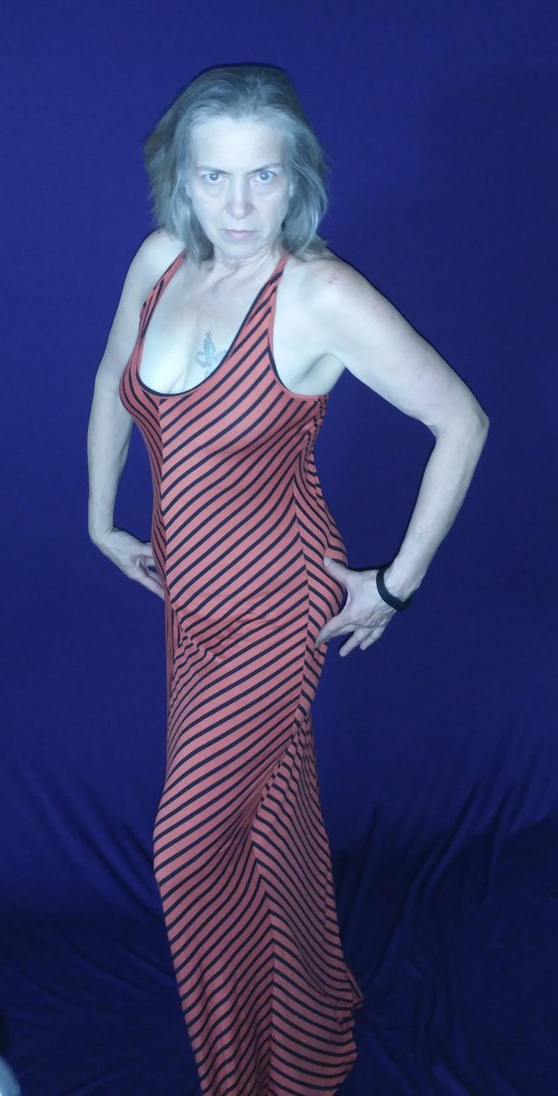 Female model photo shoot of Ttrimm