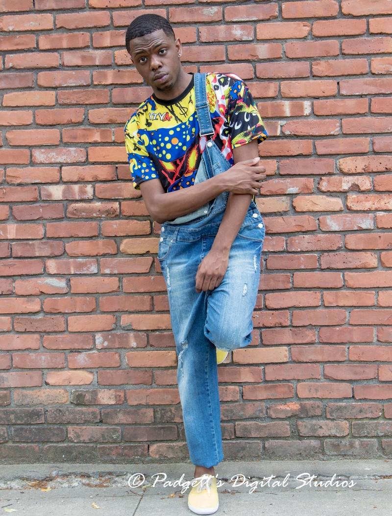 Male model photo shoot of Kade Torrell