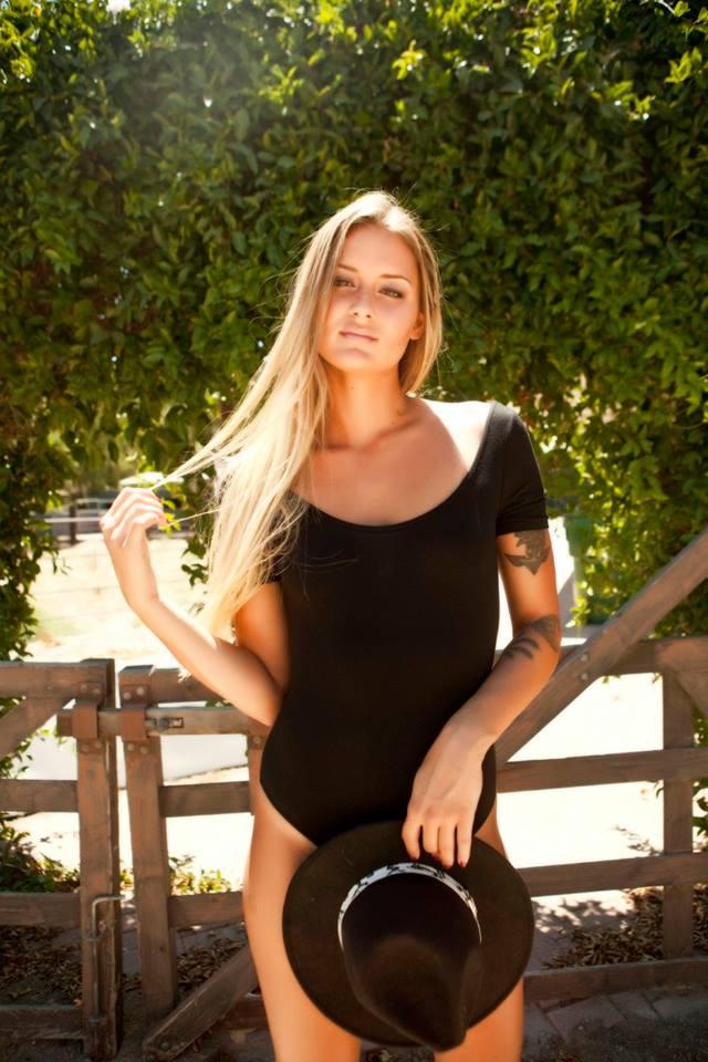 Haley Barkema Model San Clemente California Us