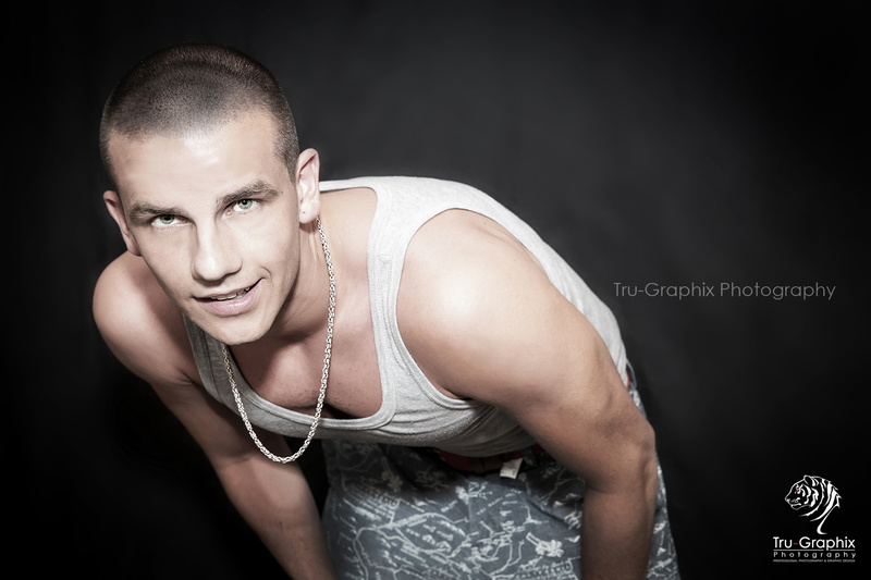 Male model photo shoot of Dejan Lunova by Tru-Graphix Photography in Maryland