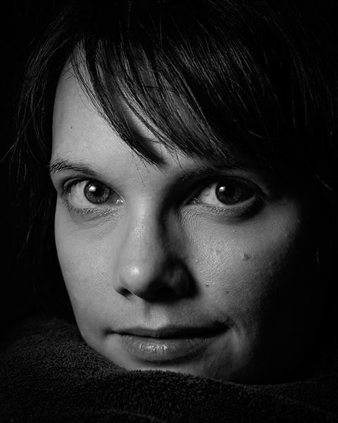 Male model photo shoot of Kroeker Photo in Home studio - Kingston, ON