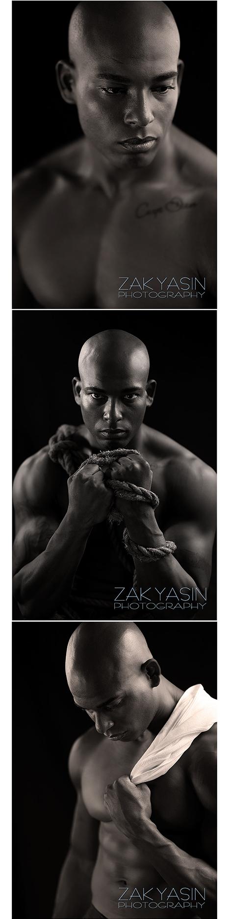Male model photo shoot of ZAK YASIN in Chicago, Illinois